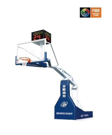 邹城金陵电动液压篮球架11101(YDJ-5)
