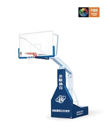 邹城金陵弹性平衡篮球架11204(TXJ-1B)