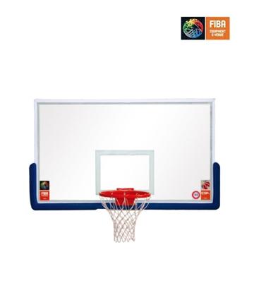 胶州金陵高强度安全玻璃篮板11401(BGB-1B)