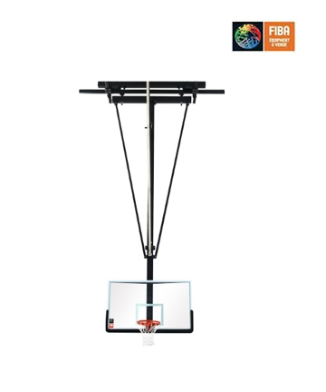 邹城金陵电动悬空篮球架11201(DXJ-1B)