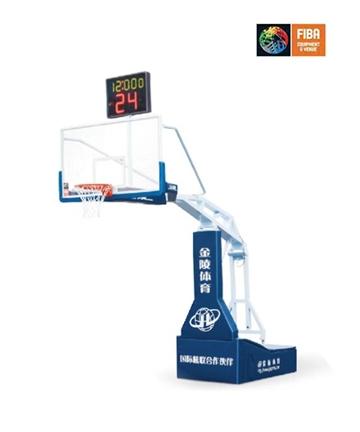 金陵亚运之星电动液压篮球架11100(YDJ-5A)