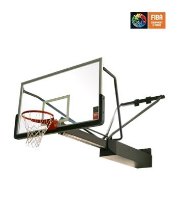 金陵墙面固定篮球架11206(XYJ-1B)
