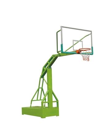 奥健移动防液压篮球架AJS1006
