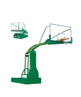 奥健电动液压篮球架AJS1002