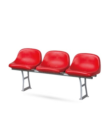 胶州金陵直立式中空塑料椅81128(ZKY-9G)