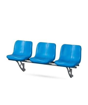 胶州金陵悬挂式中空塑料椅81140(ZKY-11E)