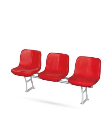 胶州金陵直立式中空塑料椅81141(ZKY-11G)