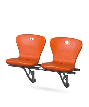 胶州金陵悬挂式中空塑料椅81208(ZKY-32E)