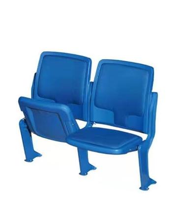 金陵直立式不带扶手带软垫座椅(500mm)81174(ZKY-18GNW)