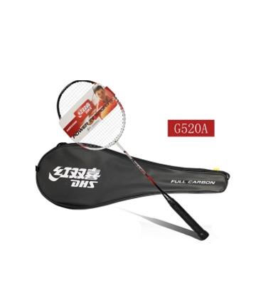 红双喜G520A 羽毛球拍