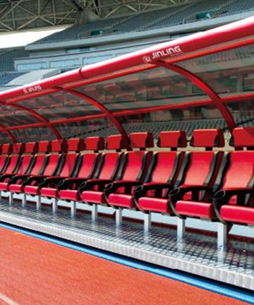 金陵超豪华型足球防护棚12100(ZFP-6)