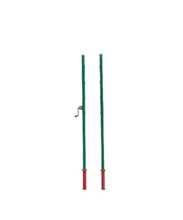 金陵羽毛球柱15105(ZYZ-3)