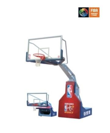 金陵弹性平衡篮球架11103TXJ-2B