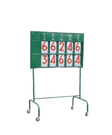 胶州金陵网球赛记分牌14117(WFD-2)