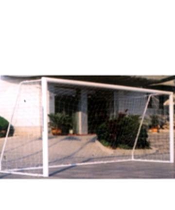胶州金陵11人制移动式钢管足球门12102(ZQM-2)