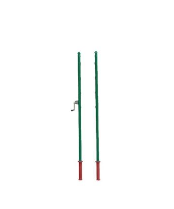 胶州金陵羽毛球柱15105(ZYZ-3)
