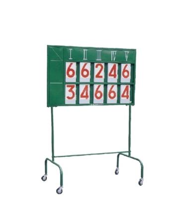胶州金陵网球赛记分牌14117(WFP-2)