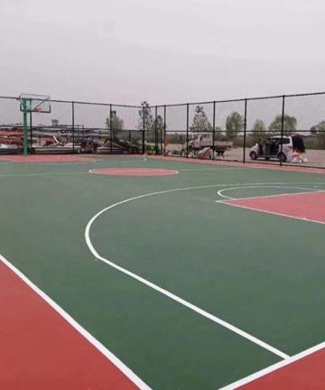 水上基地篮球场、围网项目