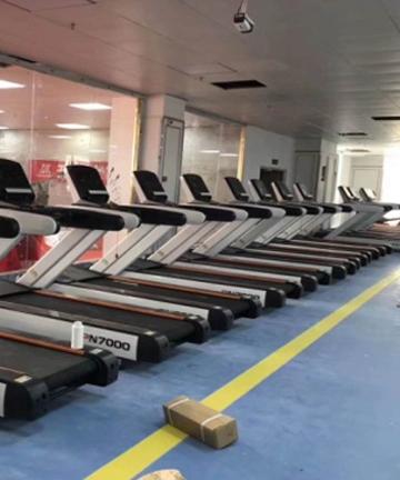 菏泽市体育训练中心健身房项目