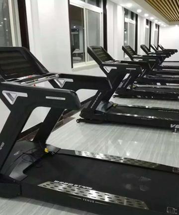 嘉祥县电业局健身房项目
