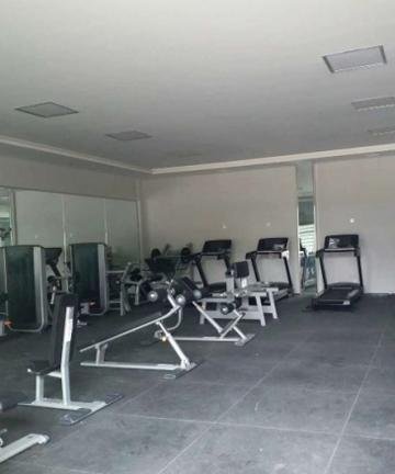 济宁市消防支队健身房