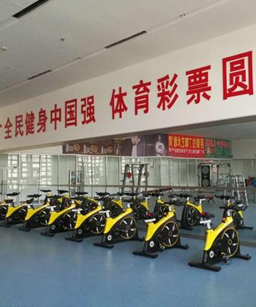 梁山县教体局健身房项目