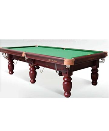 胶州星牌台球桌XW118-9A